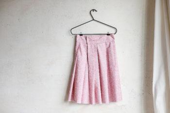 Skladana sukne
